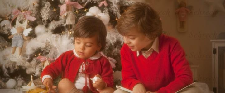 Navidad de Pablo y Dani