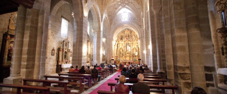 Reportaje Comunión en San Clodio